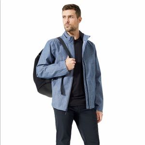 NWT MPG UNPARALLEL 3.0 TRAVEL JACKET Size Small